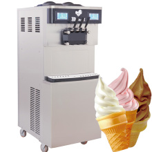 Industrial ice cream parlor frozen yogurt shop equipment