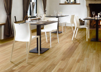 wood texture Luxury vinyl plank with click