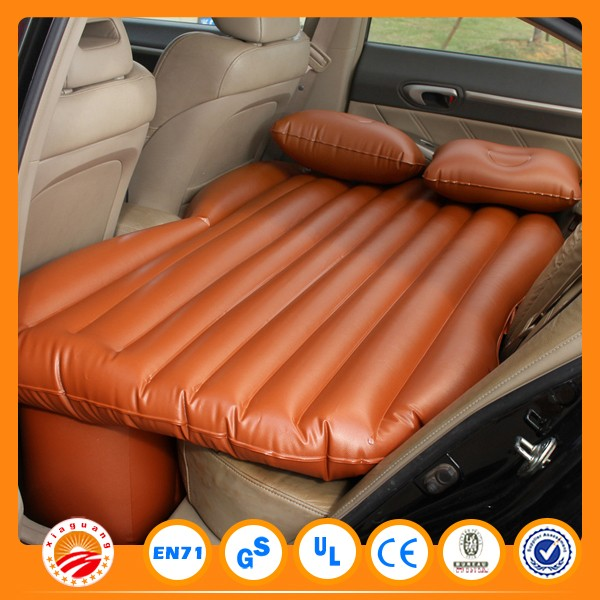 portable SUV inflatable camping travel car air bed