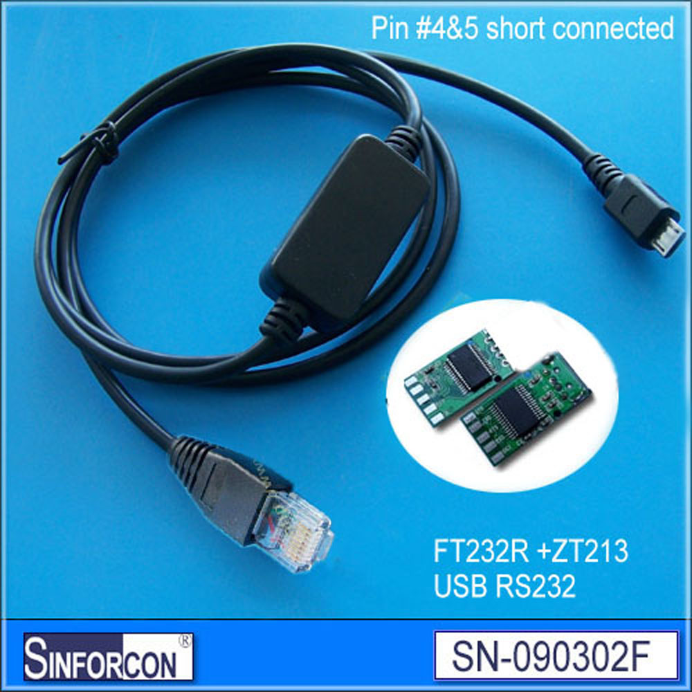 Micro Usb Otg Serial Cable For Huawei Router Cisco Buy Kabel Microusb To Cablemicro Rs232usb Rj45 Product On