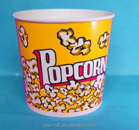 Cheap disposable paper cups popcorn, environmental protection
