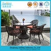 Sailing Big Sale Weatherproof Rattan Cebu Used Garden Furniture Sale