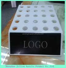 acrylic electronic cigarette display stand
