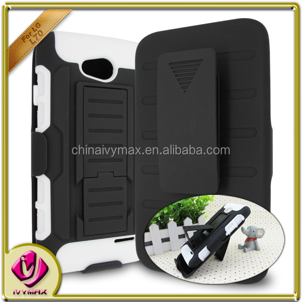 new products robot case for LG L70 cell phone accessory