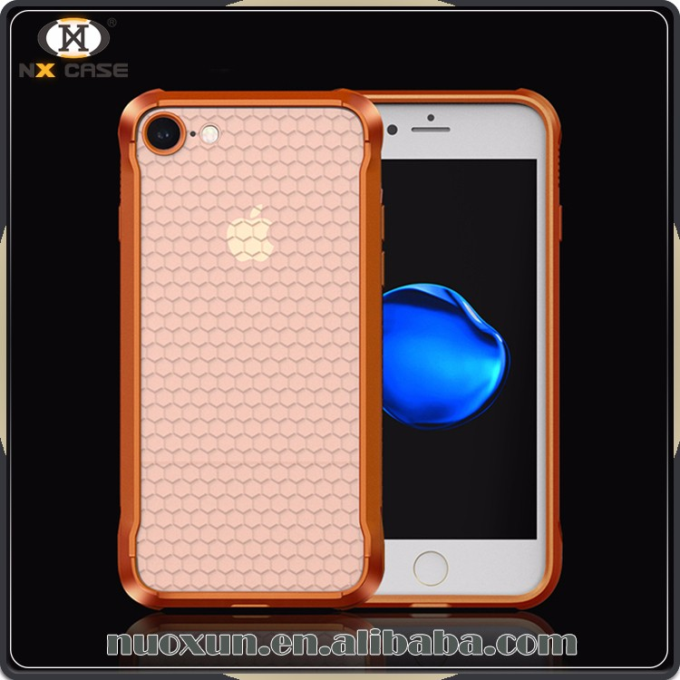 Experienced manufacturer design clear case for iphone 7