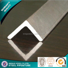 black or galvanized hot rolled equal steel angle bar price