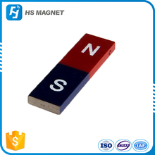 Manufacturer Customized Alnico Magnets Permanent Educational Alnico U-Shaped Horseshoe Magnet