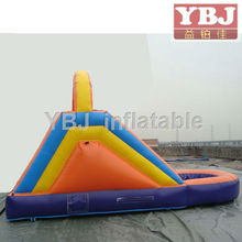 Mini Inflatable slide for toddler party rental product
