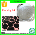 KAINIYA Water Based Flocking printing Ink for Garment