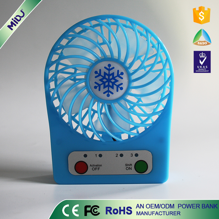 Portable Mini Handheld USB Fan