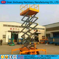 mobile skylift hydraulic electric scissor lift
