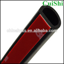 high quality self adhesive car door rubber seals