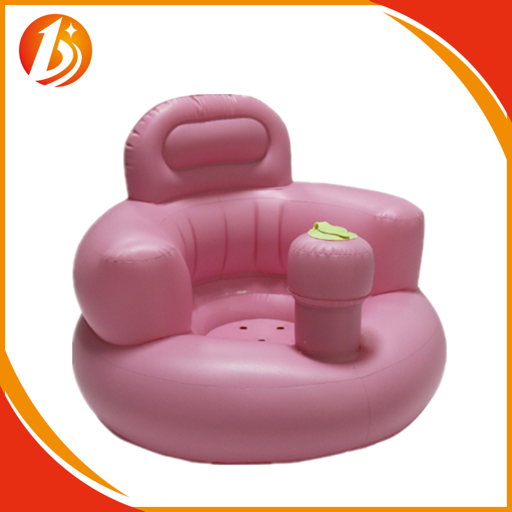 Infant Inflatable Sofa Baby Multi-Functional Complementary Food Chair for Baby
