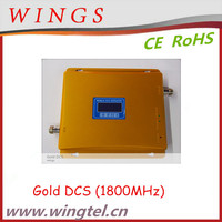 Coverage 2000sqm High power High quality Competitive price Gold DCS signal booster