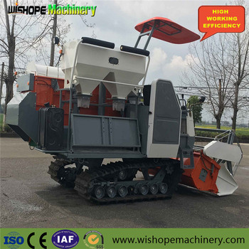Cheap Price Kubota Type Combine Harvester in Cambodia