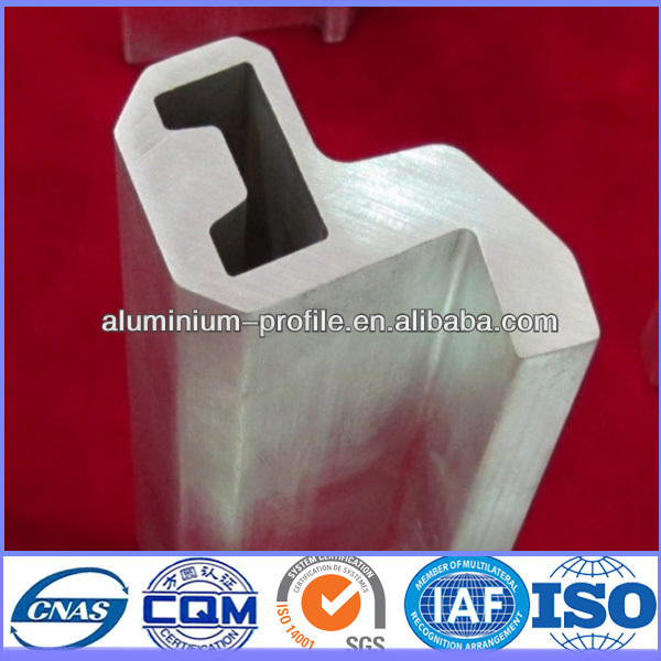 Hot sale high quality industrial aluminium profile accessories from China