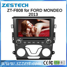 ZESTECH Wholesales OEM car entertainment system for ford mondeo 2013 car auto radio gps navigation