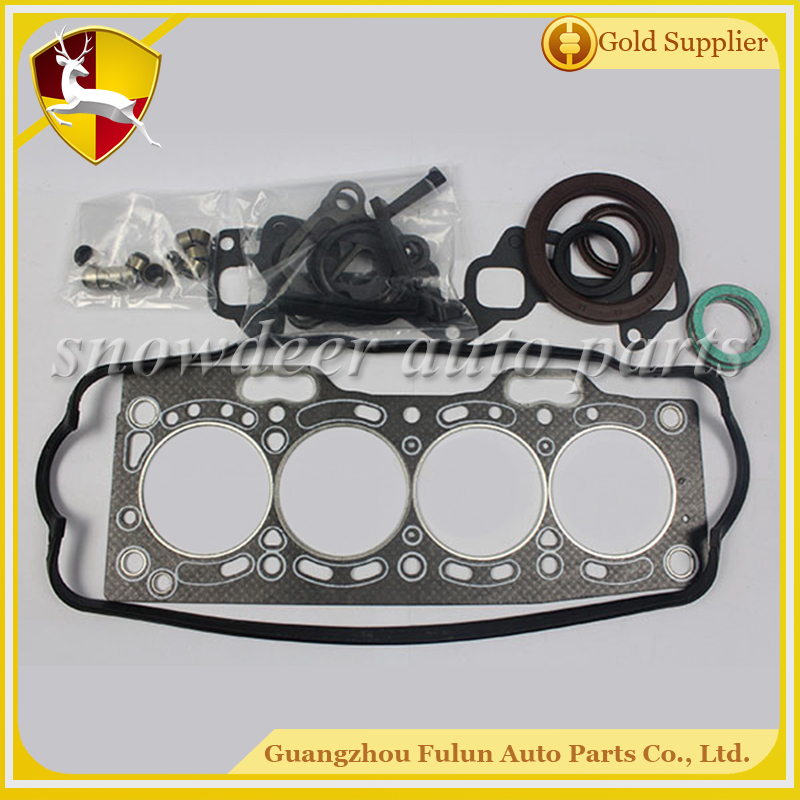 Auto Part Engine Overhaul Gasket Kit For TOYOTA 2E