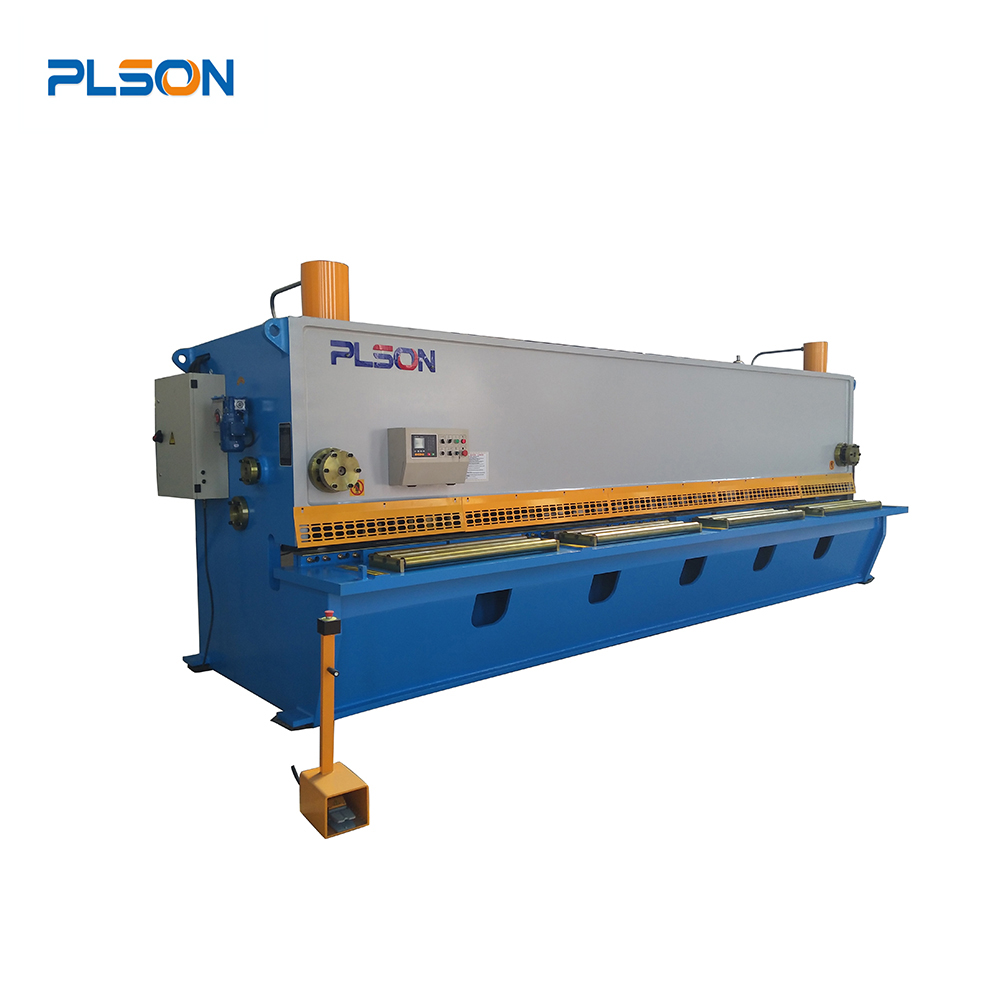 QC11Y 12*6300 Hydraulic Guillotine Shearing Machine Price