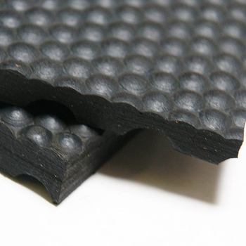 SBR soft cow stable rubber mat sheet roll for animal sleeping