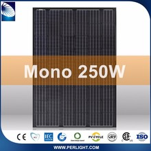 Wholesale high quality 250w pv solar modules