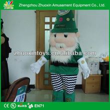 Popular plush and EVA material mouse cheap teletubby cartoon costume