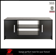 modern new model wooden tv furniture tv stand pictures with showcase