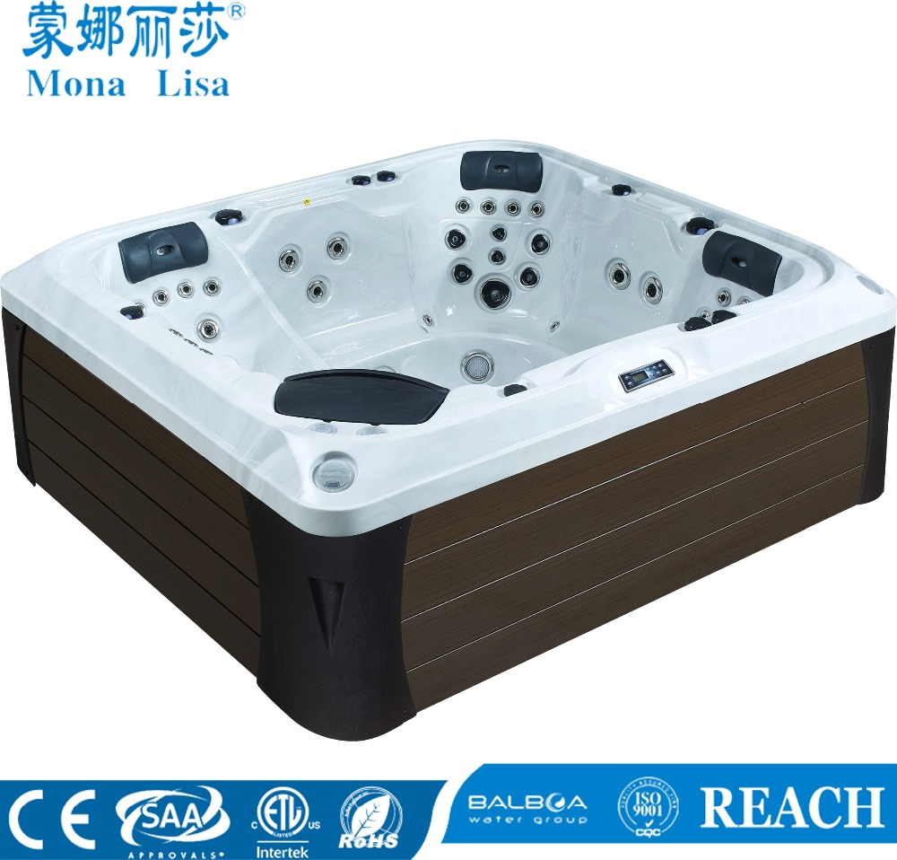 Acrylic Material Home Sex Massage Hot Chinese Spa Hot Tub Outdoor Spa