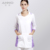 spandex nurse tunic female medical white nurse uniform design