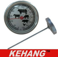 Long Probe Kitchen Thermometers/ Meat Thermometers