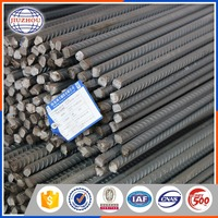 High Quality Construction Material Prices Of High Tensile Deformed Steel Bar