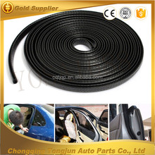 Flexible PVC Rubber Seal Edge Trim For Car