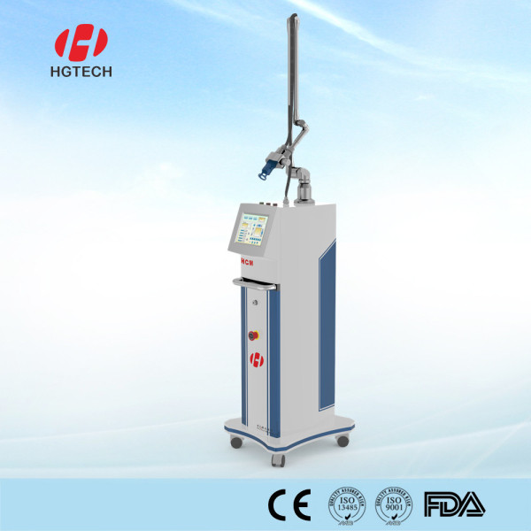 Professional usa medical machines co2 laser hot selling 30w fractional co2 laser made in China