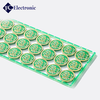 Shenzhen PCA Manufacturer Customized HDI FR-4 94-V0 Multilayer PCB Circuit Board