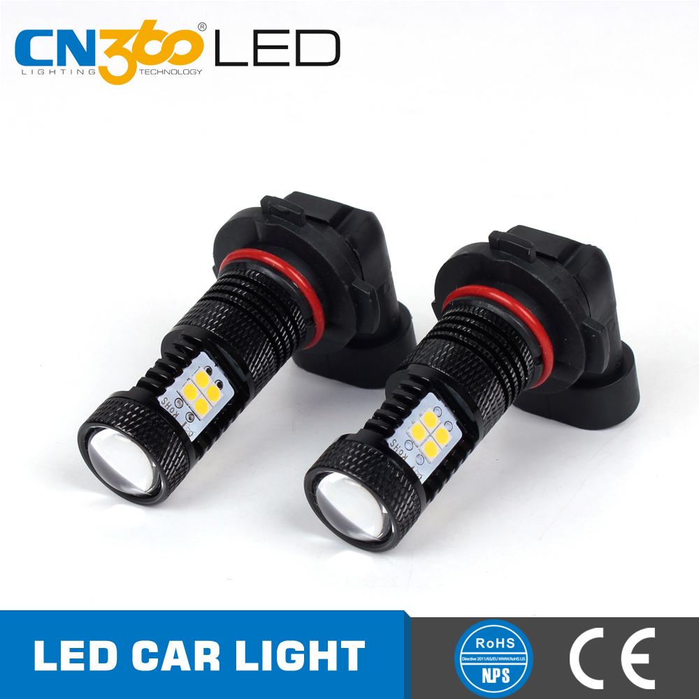 Plug And Play Wholesale Best Lighting Effect Auto Led Fog Light 9005 H11