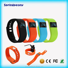 Cheap Fitness Tracker Bracelet TW64 Bluetooth Bracelet Smart Watch for Android IOS