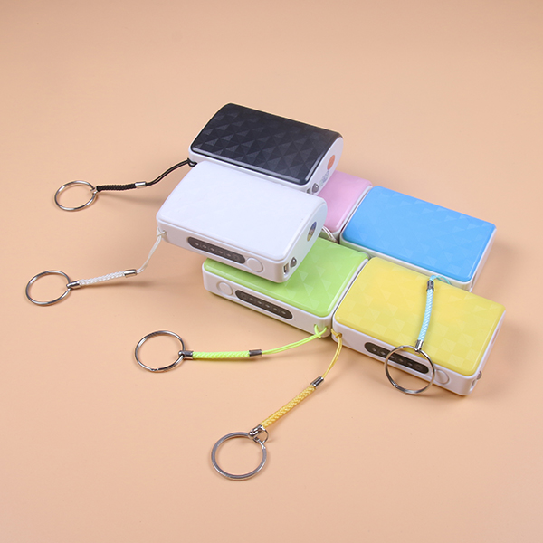 Mini Wallet Power Bank 5600mAh, Mobile Phone Charger 5600mAh for Gift/Promotion