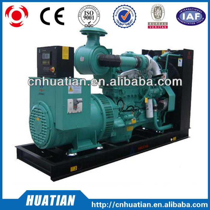 Chinese Best Quality Generator, Diesel Engine with Stamford Original Alternator