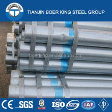 Wholesale Threaded Building materials galvanized steel pipes