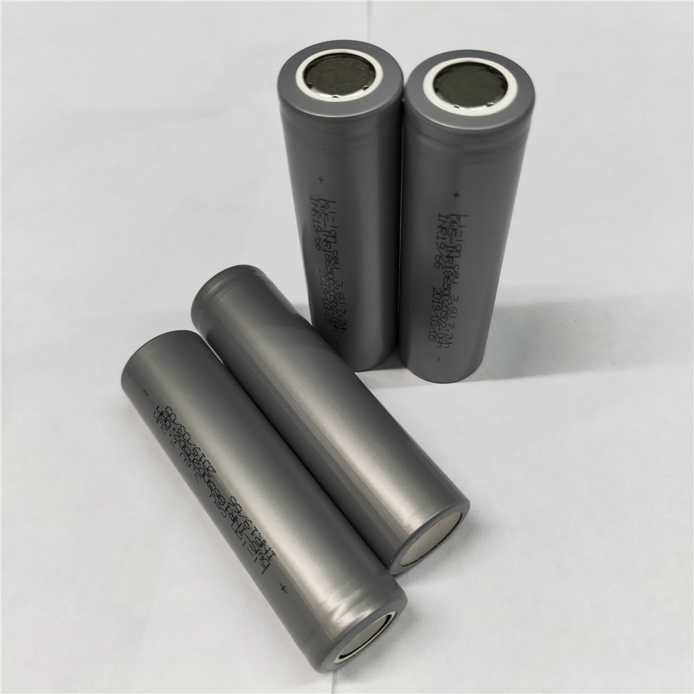 18650 Lithium ion battery cells 3.6v 2000mah battery for medical equipment