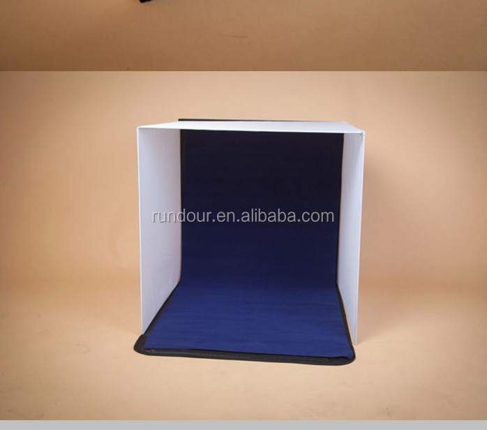 Portable Shooting Light Tent Photo Studio Soft box Photography Square Light Sheds+One Tent+Four Backdrops+Carry Bag