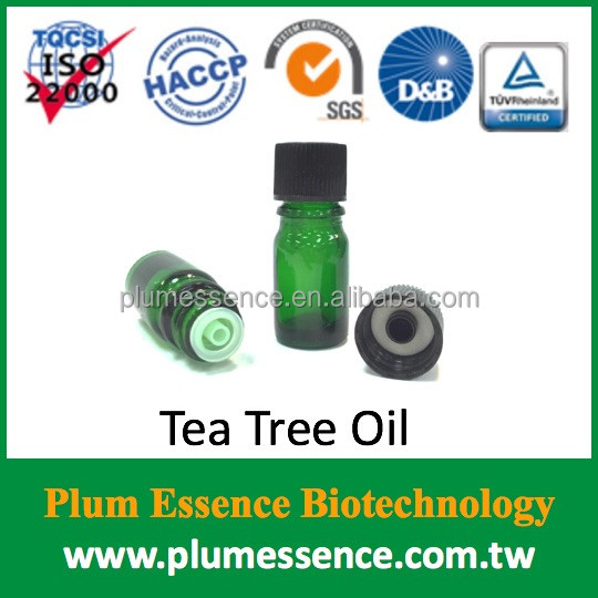 100% Natural Pure Australian Tea Tree essential Oil
