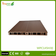 2015 Eco Good Quality WPC Floor Deck/WPC Dock Decking Board Composite / Marine Decking