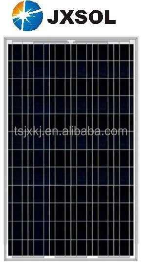 polycrystalline 72 cells solar photovoltaic modules for home use