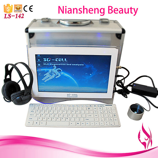OME/ODM Multilateral Languages 2016 Body Health Analyzer 3D Nls