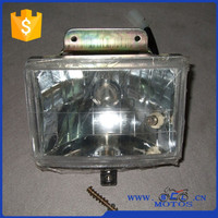 SCL-2012100387 Universal Motorcycle Headlight for Motorcycle GY150 Parts