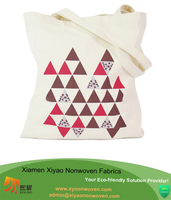 Eco friendly tote canvas bag
