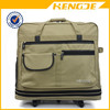 multifunction army green business heavy-duty travel carrier bag trolley bag