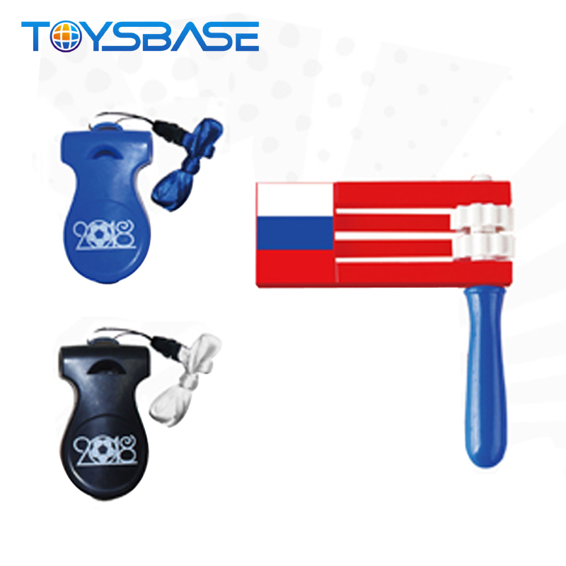 2018 Hot Products Fans Cheering Toys Roll Bar And Basketball Whistle