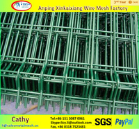 China professional cheap aviary wire mesh/3x3 galvanized welded wire mesh panel/20 gauge steel wire mesh